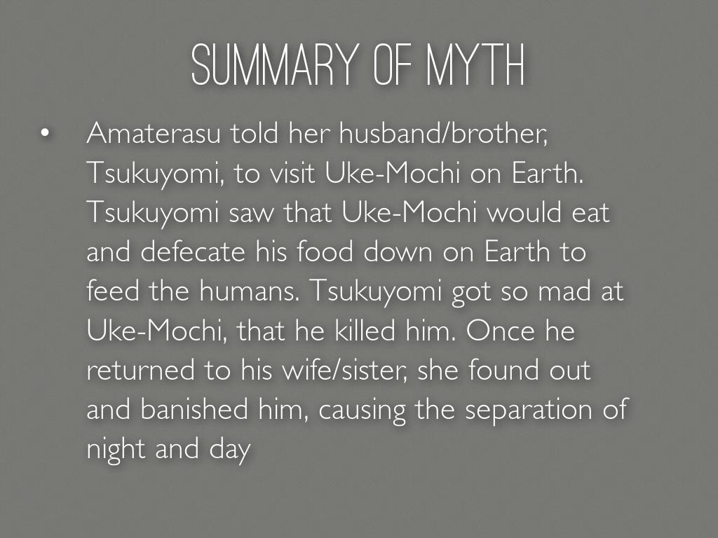 summary of myth truth and justification A summary of the birth of tragedy in 's friedrich nietzsche (1844–1900) learn exactly what happened in this chapter, scene, or section of friedrich nietzsche (1844.