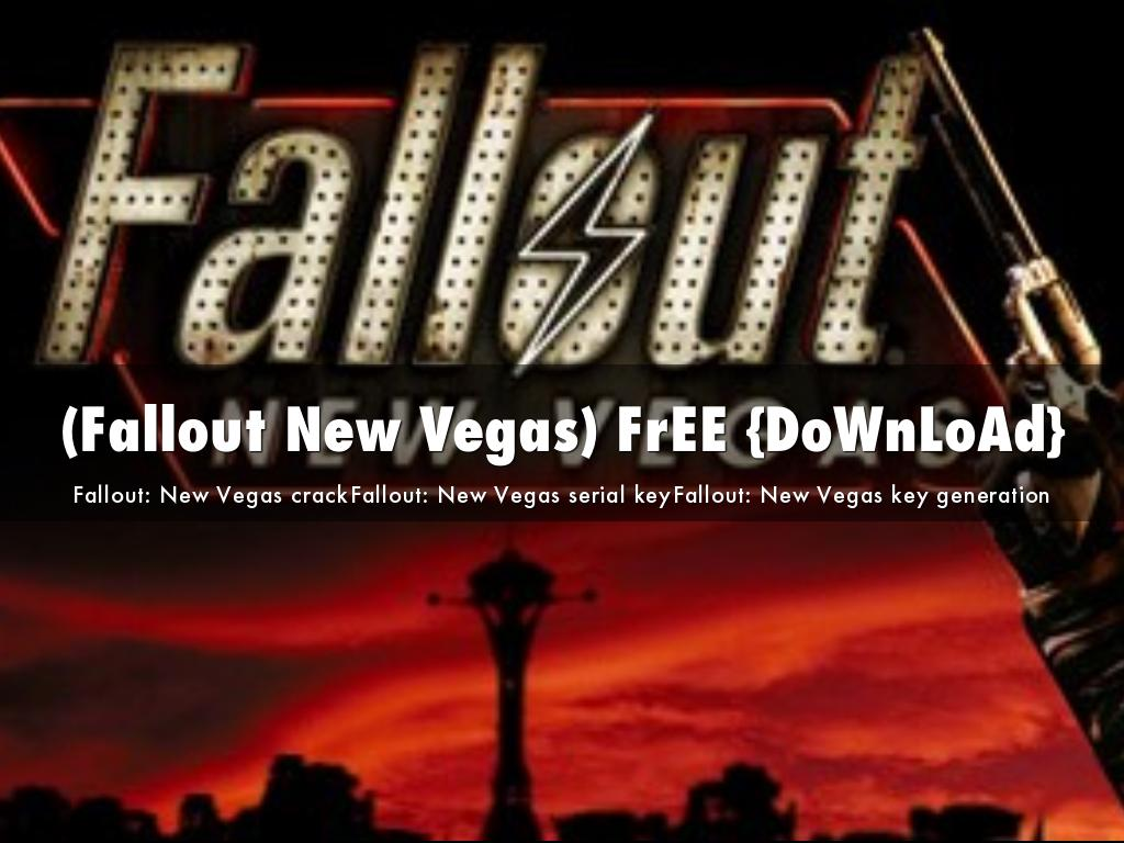 Fallout New Vegas) FrEE {DoWnLoAd} by stanleytsmith