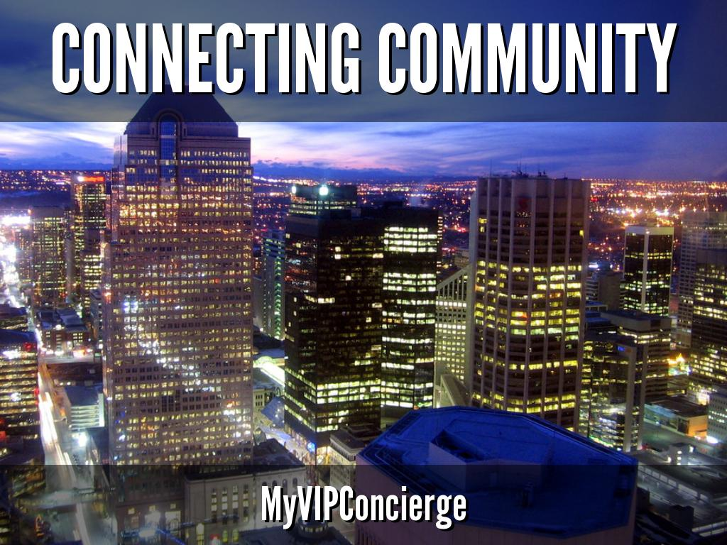 Connecting Community