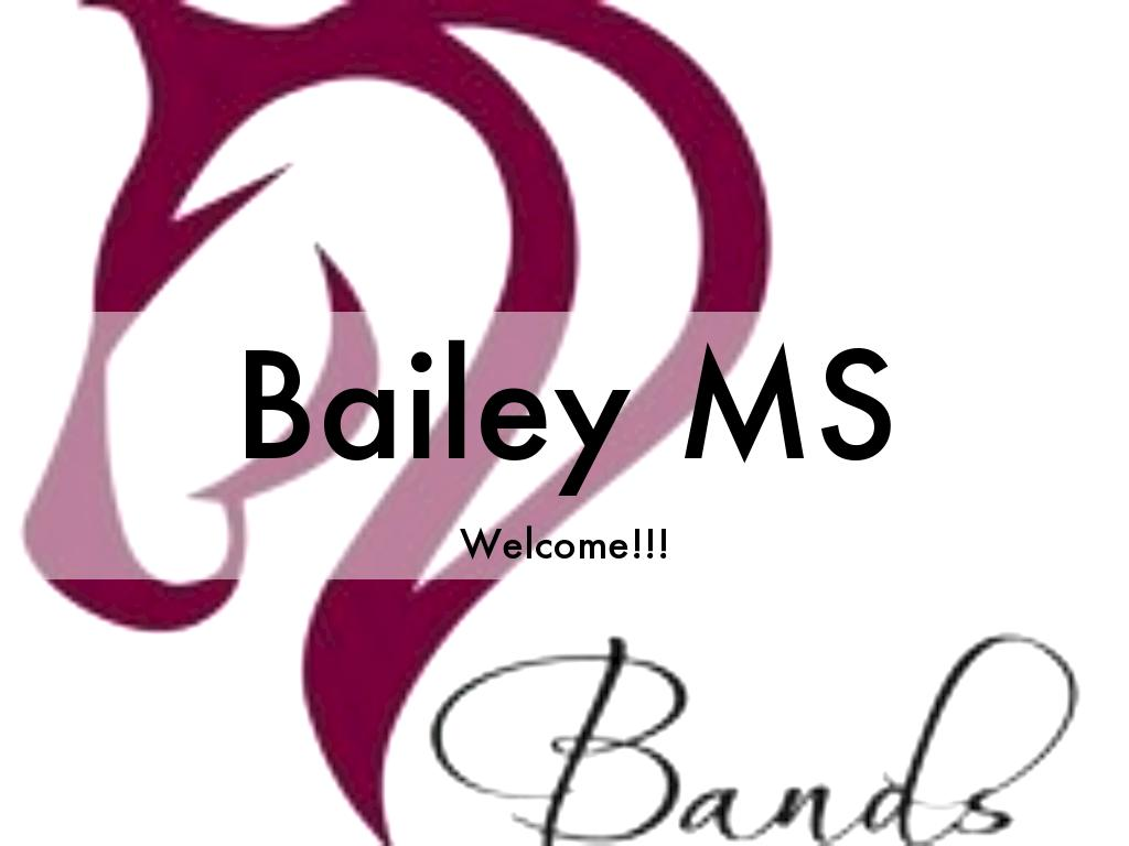 Bailey Bands