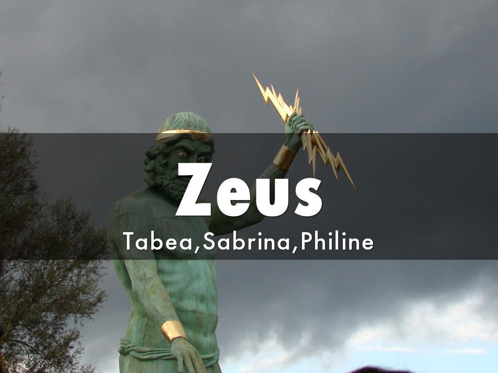 Zeus Tabea Sabrina Philine