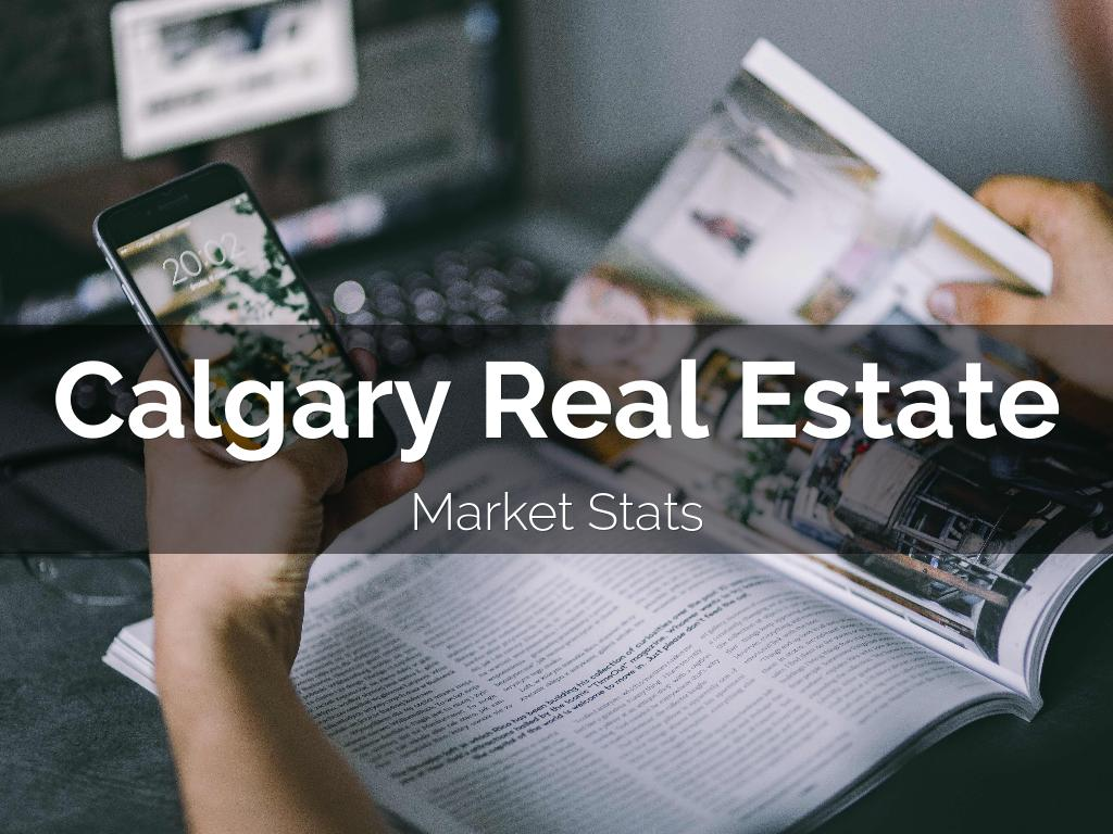 Calgary's Real Estate Market - May 2018