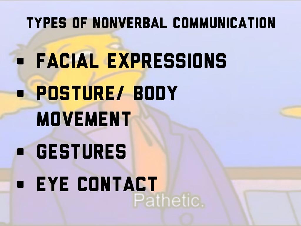 types of eye contact in communication