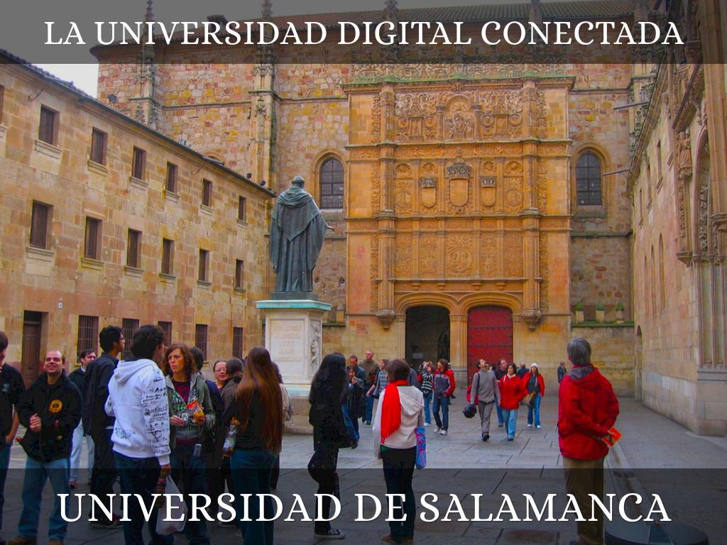 La Universidad Digital Conectada