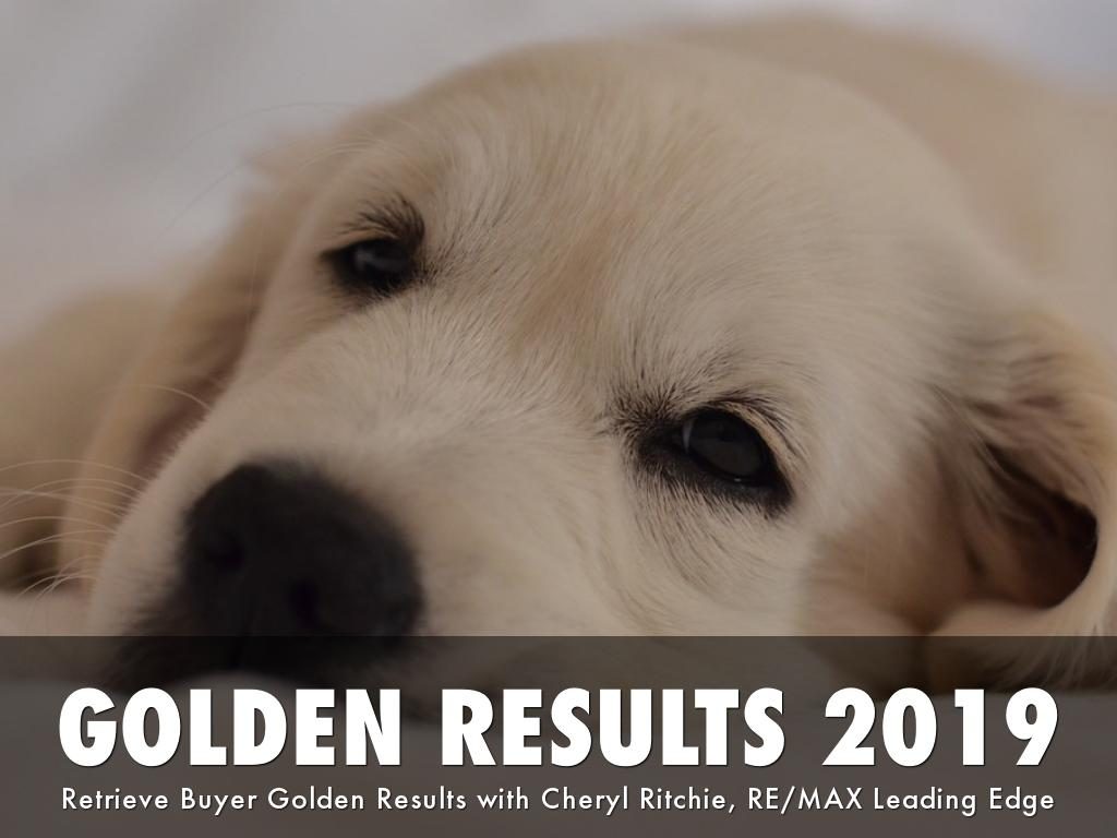 2019 Golden Results for Buyers