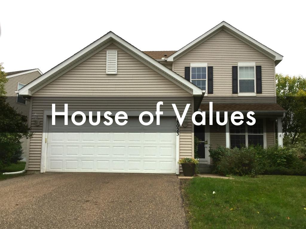 House Of Values And Beliefs