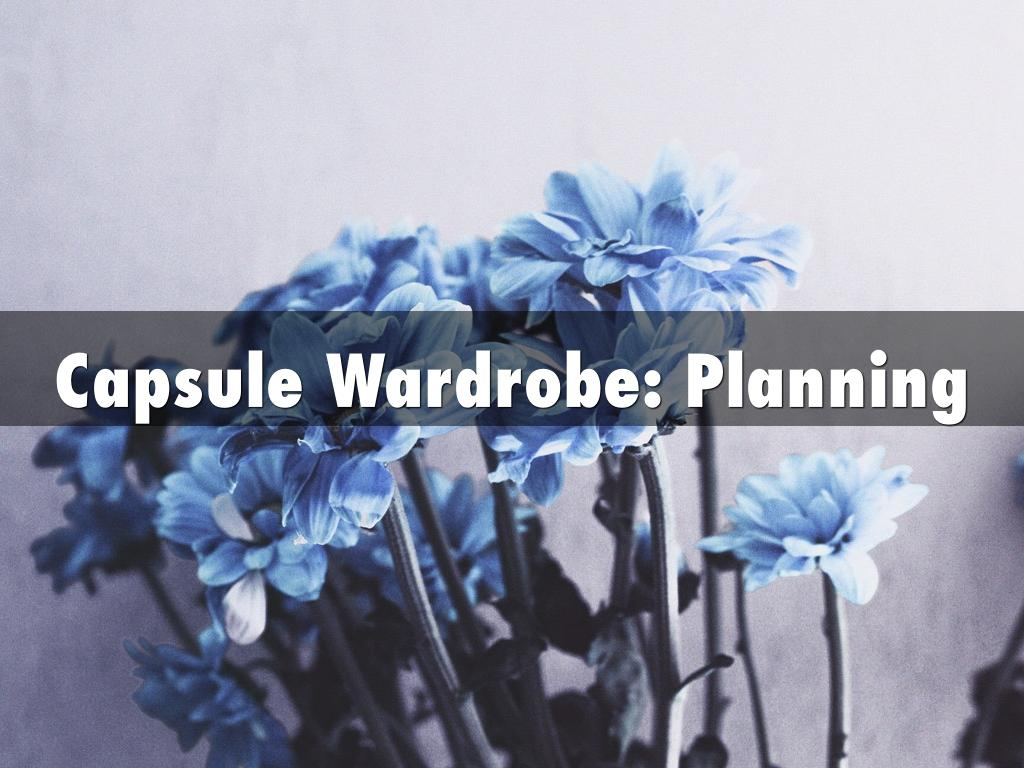 capsule wardrobe planning by christine malsbary. Black Bedroom Furniture Sets. Home Design Ideas