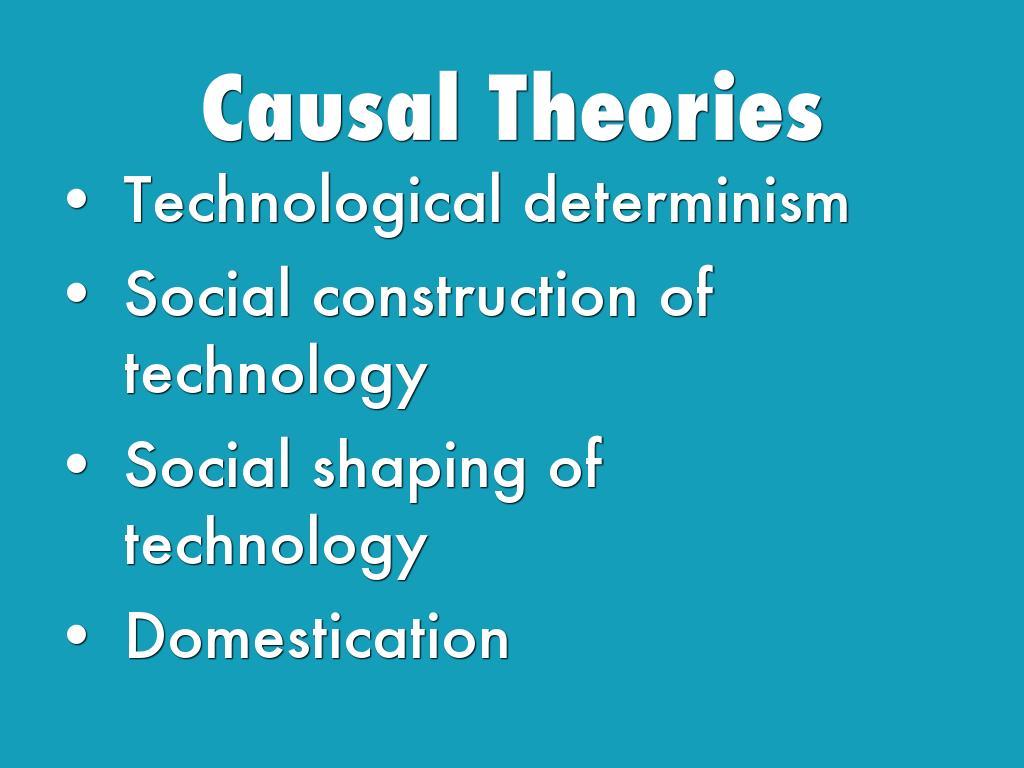 causal determinism