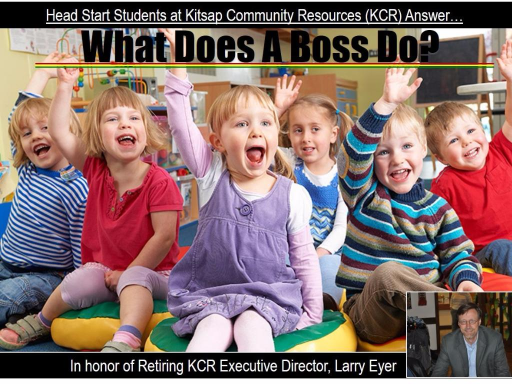 Head Start Students Tell What Bosses Do