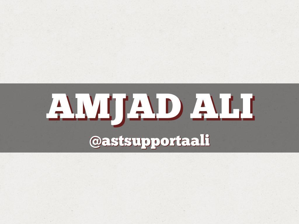 ED FEST- Amjad Ali