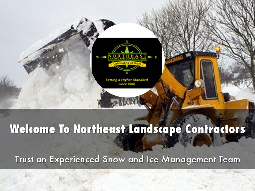 Northeast Landscape Contractors Presentation