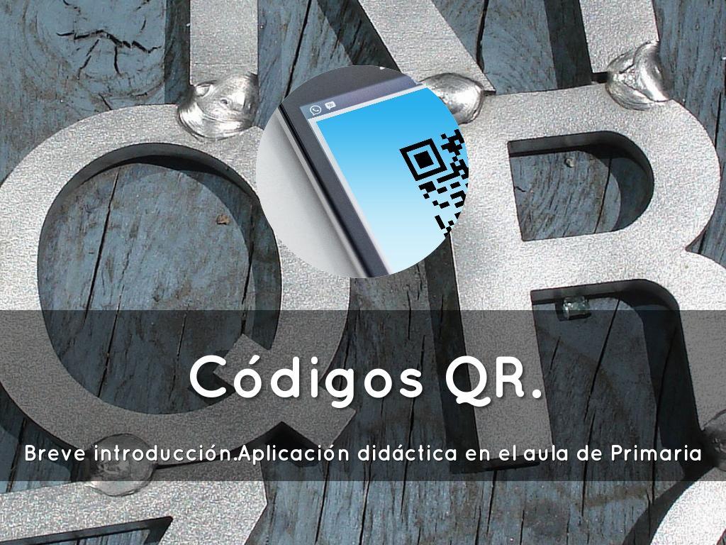 Codigos QR.