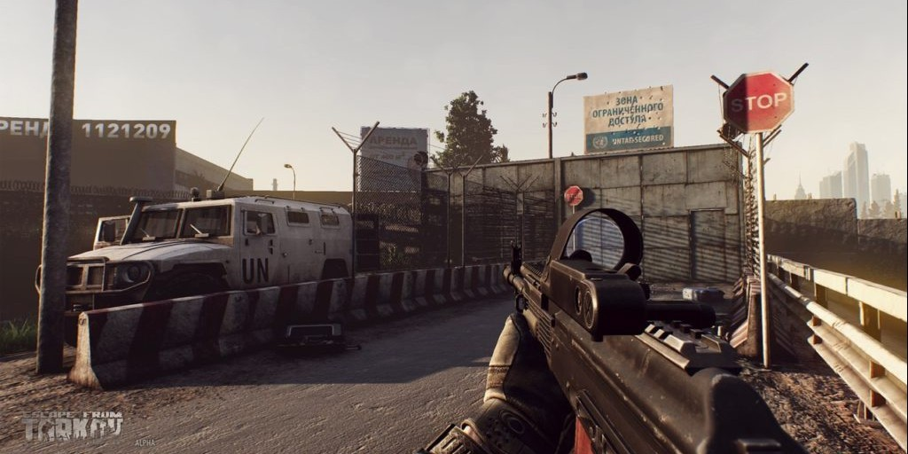 Escape from Tarkov PC Game DOWNLOAD free + Crack AND