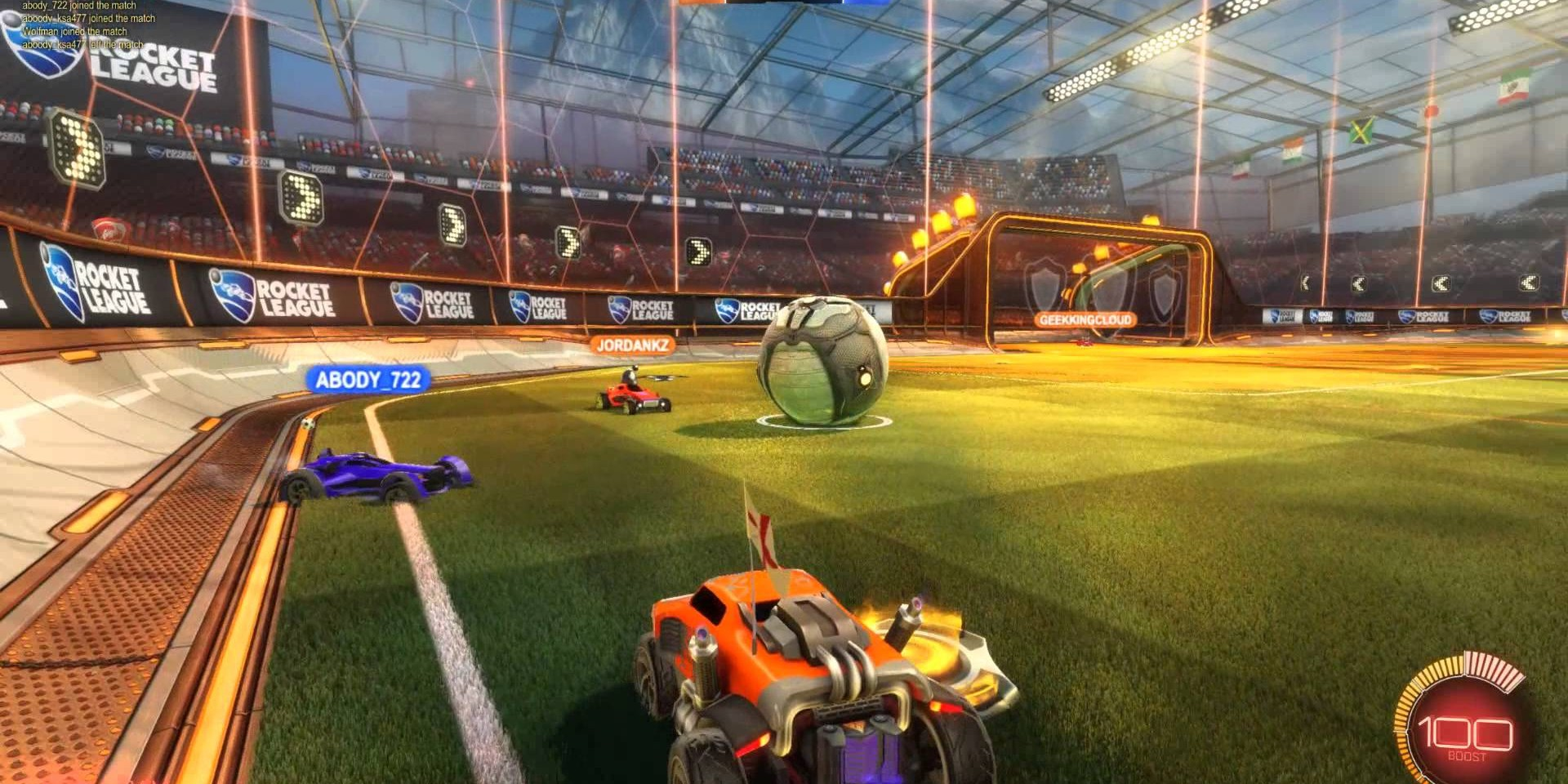 rocket league game of the year edition pc free